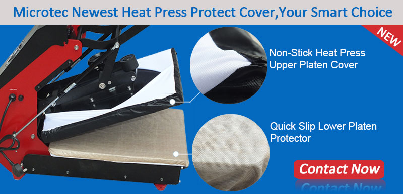 Heat Press Protect Cover