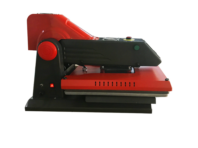 Electric Powered heat press