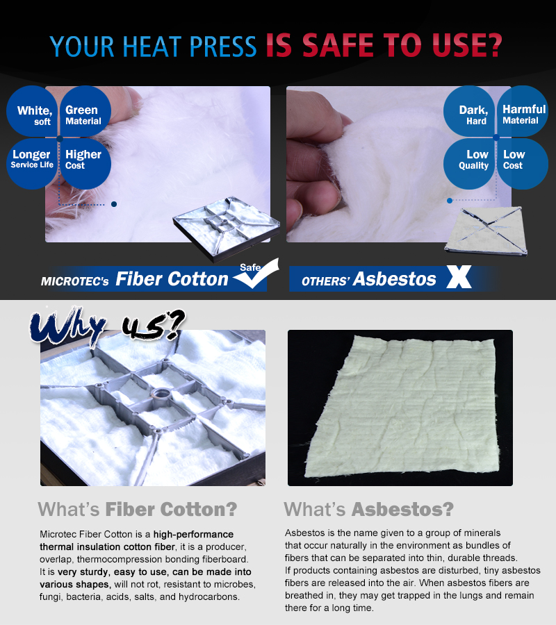 why Microtec Heat Press?