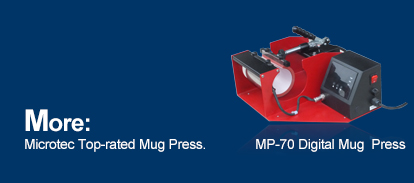 MP-70 Digital Mug  Press