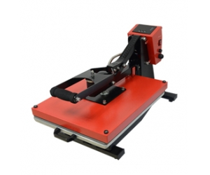 UHP Manual Heat Press Machine with Slide-out Press Bed