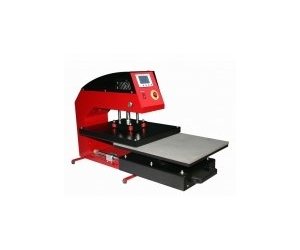 APD Pneumatic High Pressure Draw-out Heat Press
