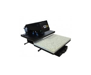 APHD Pneumatic Large Format Draw-out Heat Press