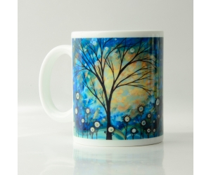 Grade AAA 11oz White Sublimation Mug