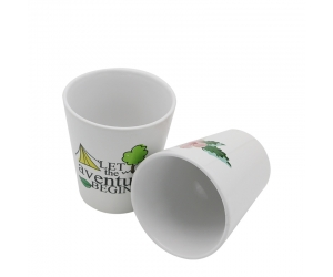 Sublimation Ceramic Flowerpot