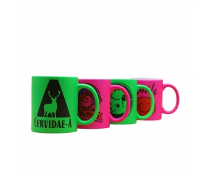 Sublimation Fluorescent Mug