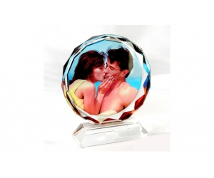 Sublimation Photo Crystal Trophy mit gutem Service