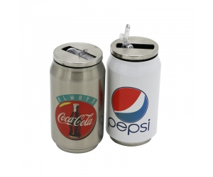 Sublimation Stainless Steel Coke Can