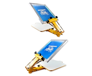 Table-board Fixed Single Color Screen Printing Machine