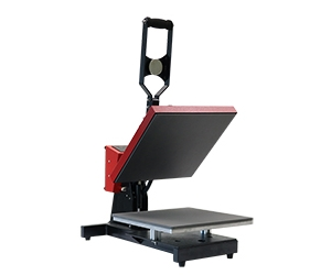 Manual Heat Press with Pressure Thread Counter, UHP-P