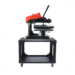 China Movable Large Heat Press Stand-HPS-02W factory