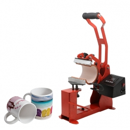 China Becherhitzepressemaschine für 11oz Becher PP-10B-Fabrik