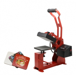China Small Logo Heat Press Machine PP-10D factory
